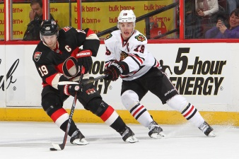 Could Spezza Deal Make Sense for Blackhawks?