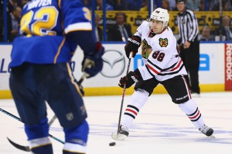 Blackhawks Must Stay Aggressive in Game 2