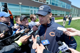 Bears' Camp To-Do List: Marc Trestman