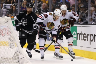 Blackhawks Ask Fans to Help Nickname Latest Star Line