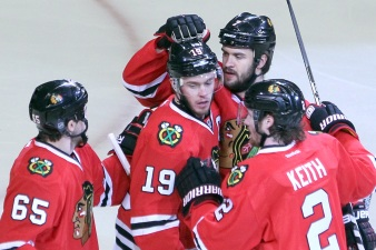 Blackhawks Release 2014-15 Schedule