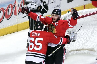 Hawks to Host Sabres in Home Opener