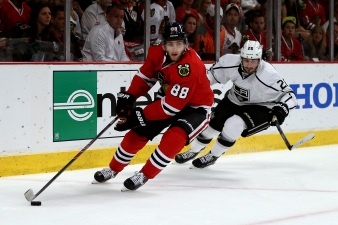 Blackhawks Release 2014-15 TV Schedule