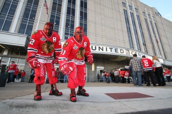 BBB Warns Against Blackhawks Ticket Scammers