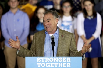 Chance the Rapper Song Inspires Tim Kaine's New Nickname