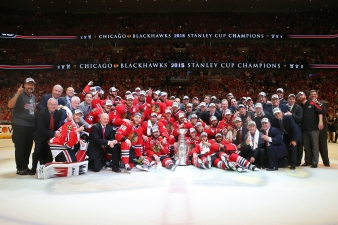 Darling to Bring the Cup to Lemont Monday
