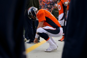 Manning Ruled Out of Sunday's Game vs. Bears