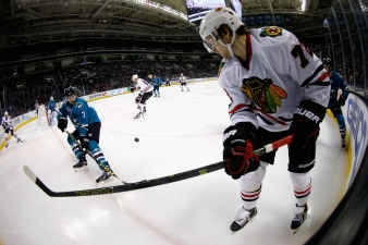 Kero a Hero as Blackhawks Best Sharks