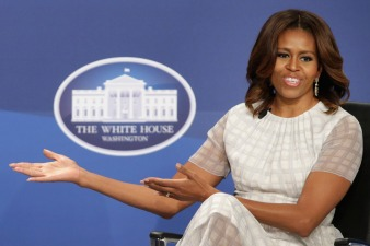 "FLOTUS ""Definitely"" Not Entering Politics"