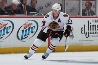 Feel Like A Number: Inside The 'Hawks and Avalanche