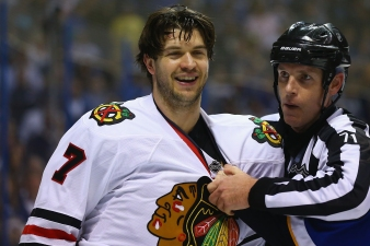 Blackhawks Player Evaluations: Brent Seabrook