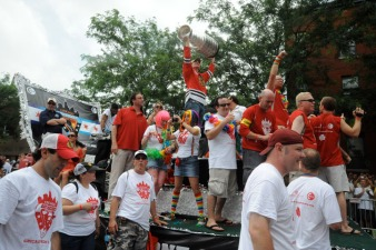 Stanley Cup to Make Second Show in Pride Parade