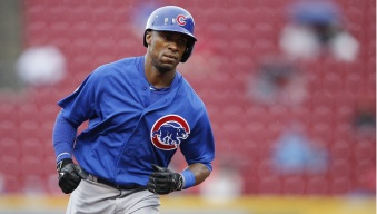 Jackson Homer Leads Cubs to 5-3 Win Over Reds