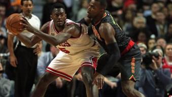 Hawks Defeat Bulls, 113-90