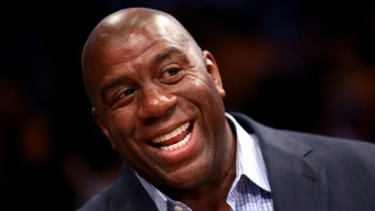 Magic Johnson Brings Insurance Jobs to Illinois