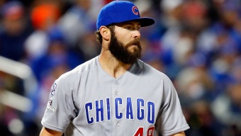 There's Something Different About Jake Arrieta