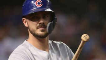 Cubs 3B Kris Bryant Sidelined by Shoulder Fatigue