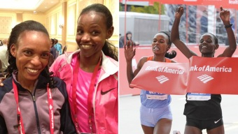 Female Rivals Set For Marathon Rematch