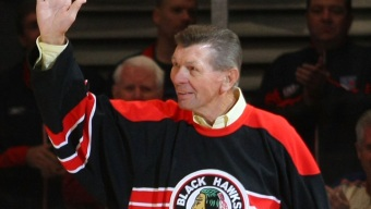 'Never, Ever Forgotten': Hawks Legend Stan Mikita Dies at 78