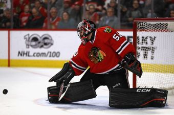Crawford to Join Blackhawks on Road Trip