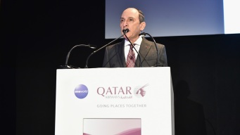 Qatar Airways CEO Sorry for Saying Only a Man Can Do His Job