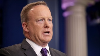 Mueller's Investigation Not a Witch Hunt, Spicer Says