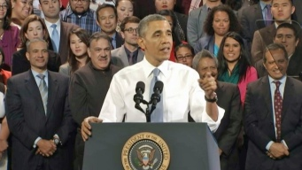 """Obama on Obamacare: """"We're Not Repealing It"""""""