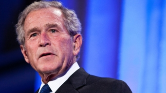 Bush Honors JFK on Assassination Anniversary