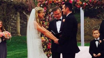 Boston Marathon Bombing Survivors Wed