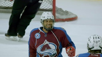 Sled Hockey With Heart: Rico Roman