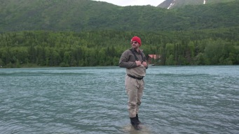 Alaska: Fly Fishing for a Feast