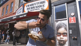 Johnny Gets a Hearty Lesson in Montreal Cuisine from the City's Top Chefs