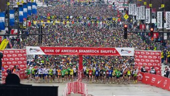 Defending Shamrock Shuffle Champs Return for Sunday's Race