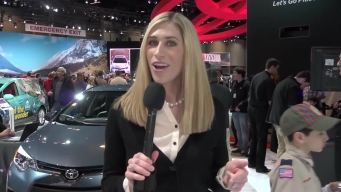 Auto Show Daily:  Interactive Displays