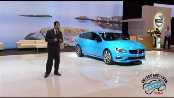 Auto Show Daily: 2015 Volvo S60 and V60 Polestar Debut