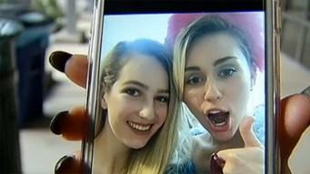 Miley Cyrus Campaigns for Clinton at College Dorm in Virginia