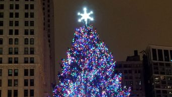 Festival of Lights Takes Over Magnificent Mile
