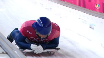 Great Britain's Dom Parsons Wins Skeleton Bronze
