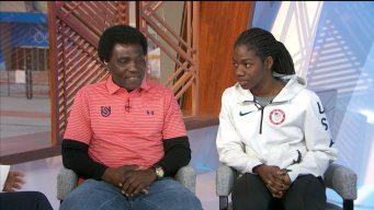 Maame Biney Felt Internal, Not External, Olympic Pressure