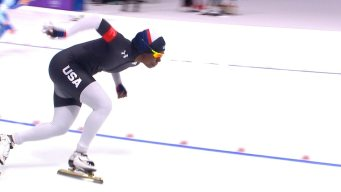 Erin Jackson Makes Highly Anticipated Olympic Debut