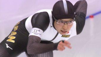 Nao Kodaira Wins 500m Gold, Sets Olympic Record