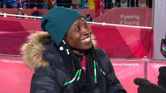 Simidele Adeagbo Hopes to Spark Winter Sports Interest in Nigeria