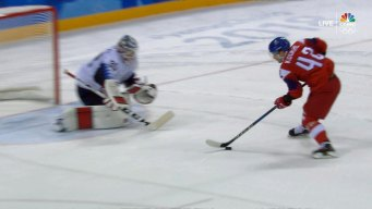 Watch the Full Shootout Between the USA and Czech Republic