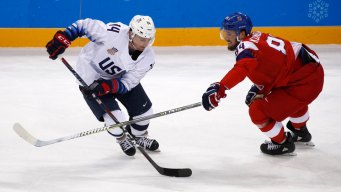 Recap: Czech Republic 3, USA 2 (SO)