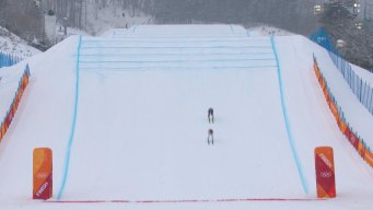 Sandra Naeslund, Fanny Smith Into Women's Ski Cross Final