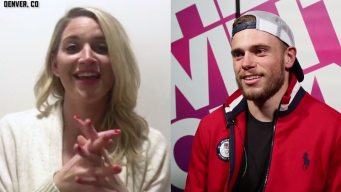 Skier Gus Kenworthy Reacts to Friend's Support From Home
