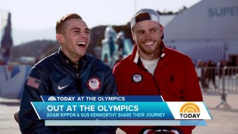 Rippon, Kenworthy Discuss Experience as Openly Gay Olympians