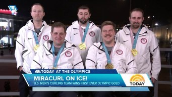 Rejected No More: John Shuster and Team USA Get Last Laugh