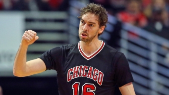 Pau Gasol Tabbed to Replace Jimmy Butler in All-Star Game