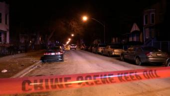 3 Shot at Party on Chicago's West Side